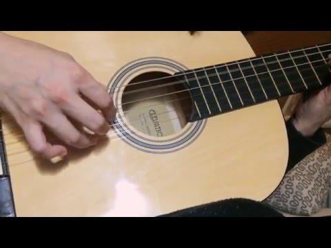 Cherry Wine - Hozier(Guitar Instrumental Cover)