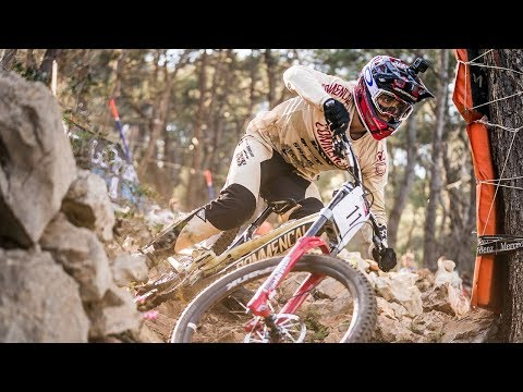 UCI World Cup #1 - Lošinj - GoPro Track Preview with Amaury Pierron