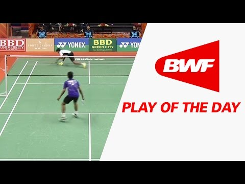 Play Of The Day | F - Syed Modi International Badminton C'ships 2017