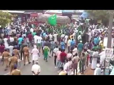 Muslim league anagadi malappuram