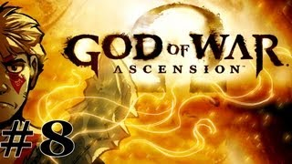 Kratos Ascends - God of War Ascension Gameplay / Walkthrough w/ SSoHPKC Part 8 - Double the Hammer