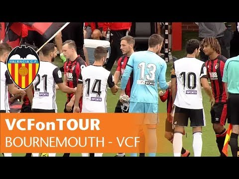 HIGHLIGHTS AFC BOURNEMOUTH - VALENCIA CF | 0-1 | ORELLANA AMAZING GOAL