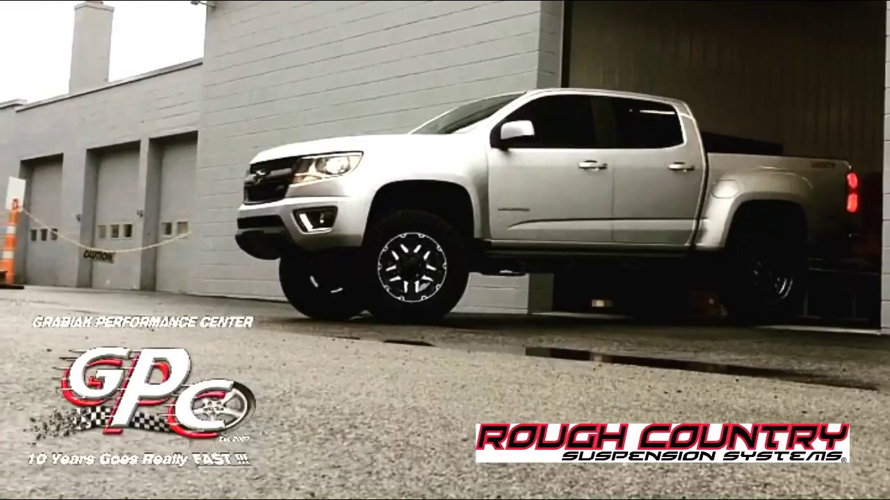Sweet Lookin Lifted 2017 Chevy Colorado from GPC - YouTube