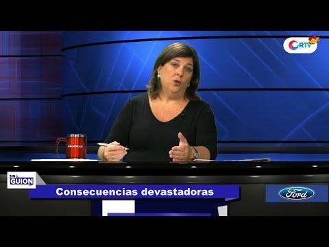 Consecuencias devastadoras - SIN GUION con Rosa María Palacios