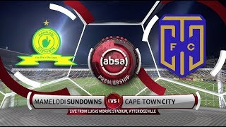Absa Premiership 2019/20 | Mamelodi Sundowns vs Cape Town City | Highlights