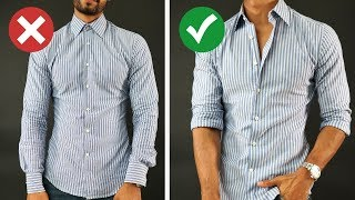 9 Shirt Tricks That Will Make You Look Sexier