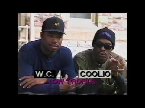 Low Profile Dj Aladdin Coolio (3 Clips, interwiev)