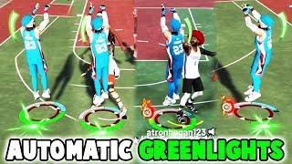 100% AUTOMATIC BEST GREENLIGHT JUMPSHOT ☘ NBA 2K19
