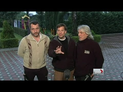 Global National - Reporter Richard Engel escapes kidnapping in Syria