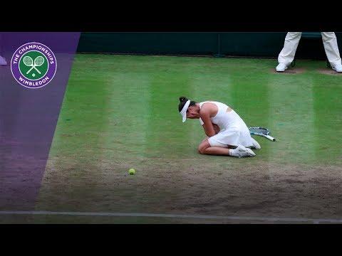 Garbiñe Muguruza wins Wimbledon 2017 ladies