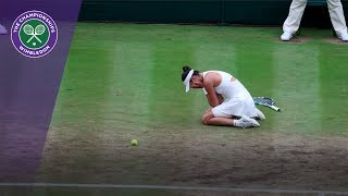 Garbiñe Muguruza wins Wimbledon 2017 ladies