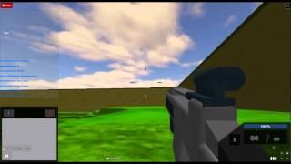 Modern Assault - Roblox Next Generation FPS (Part one)