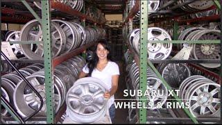 Factory Original Subaru XT Rims & OEM Subaru XT Wheels – OriginalWheel.com