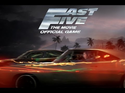 Fast Five The Movie / Fast & Furious 5 - Official Game Trailer For Xperia Play