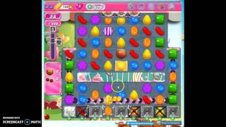 Candy Crush Level 579 help w/audio tips, hints, tricks
