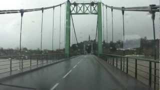 les ponts des Rosiers sur Loire et de Gennes