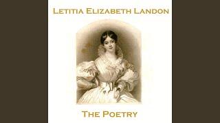 Letitia Elizabeth Landon - An Introduction