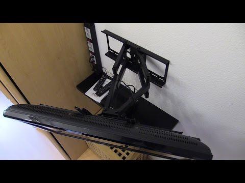 tv-wandhalterung---flashstar-(hama)---32-75-zoll-bis-50-kg