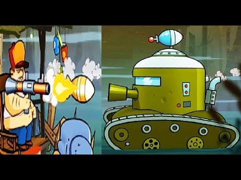 БОЛОТНАЯ Атака #34 Последний БОСС Финал   Мультик Игра для детей Swamp Attack  #Мобильные игры