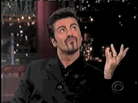George Michael on Late Show, November 9, 1998 mp3
