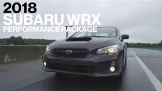 Subaru WRX w/ Performance Pack Hot Lap at VIR   Lightning Lap 2017   Car and Driver