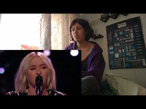 REACTION: The Voice 2017 Knockout - Chloe Kohanski:
