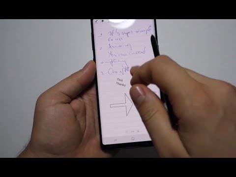 Review SNote App - Amazing Note App From Samsung (it's Here Since Note 1)