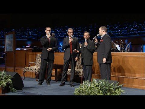 I Believe in a Hill Called Mount Calvary - Men's Quartet