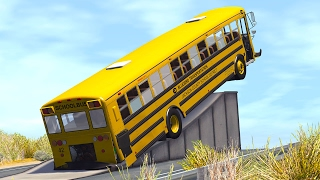 Epic High Speed Jumps #7 – BeamNG Drive