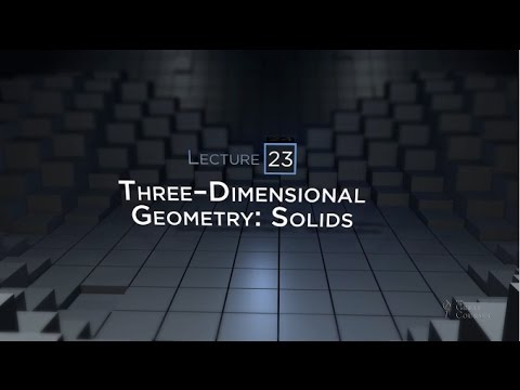 Geometry: An Interactive Journey to Mastery | The Great Courses
