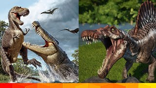 5 Great animals that can defeat the tyrant dinosaurs