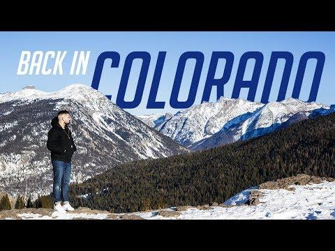 Goodbye Berlin // Hello Colorado