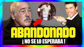 ¡ La Triste Realidad que vive el actor ANDRES GARCIA Abandonado !