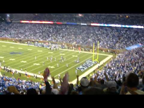 Lions' Fight Song - MNF