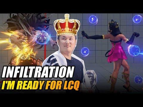 SFV ➡️ INFILTRATION Menat 4 Kings ➡️ Ready For LCQ