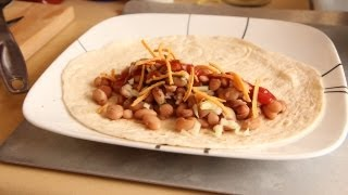 Taco Bell Bean Burrito Recipe (TTOD #2 2.24.13) Mexican - The Take-Out Diet