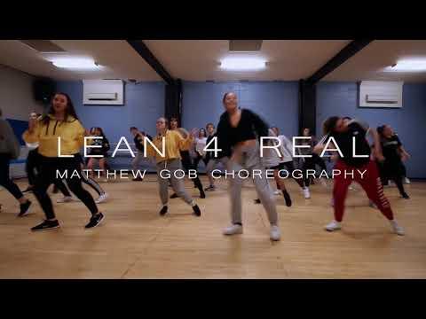Lean 4 Real By Playboi Carti Feat. Skepta | Matthew Gob Choreography Feat. @mvpsociety