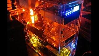 Pentium III 667MHz, 3Dfx Voodoo 2 SLI, NFS2, NFS3. NFS4, NFS5, on IPS Monitor
