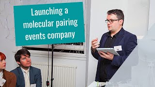 Launching a molecular pairing events company
