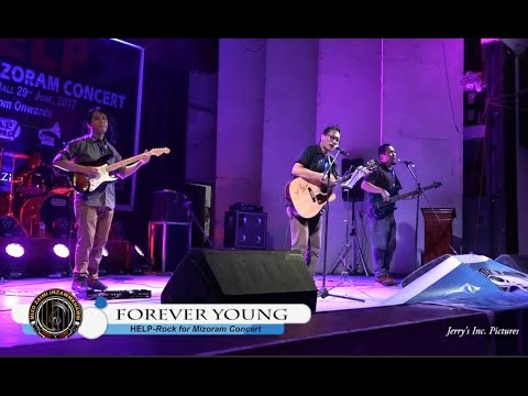 Forever Young - Have You Ever Seen The Rain (Cover) HD