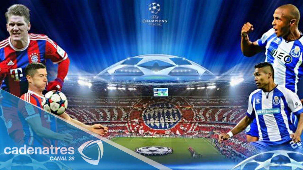 Cl Bayern Porto