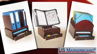 Empire Stack & Style Desk Organizers - Us Markerboard