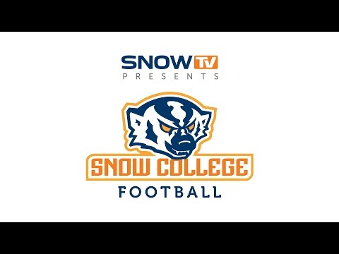 Snow College Football vs. New Mexico Military Institute 10-10-2015