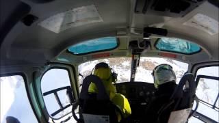 HELI SKI 2013 mont blanc