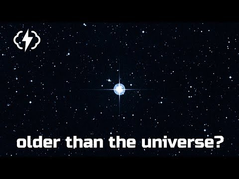 The Star That's Older Than The Universe