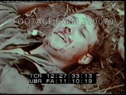 Vietnam - 1968, Vietcong Attack on 2nd Field Forces Post - 250079-04