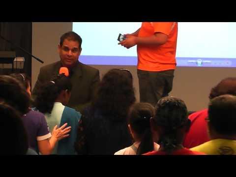 Healing Testimonies Seramban Malaysia and  Parra Camp 2014