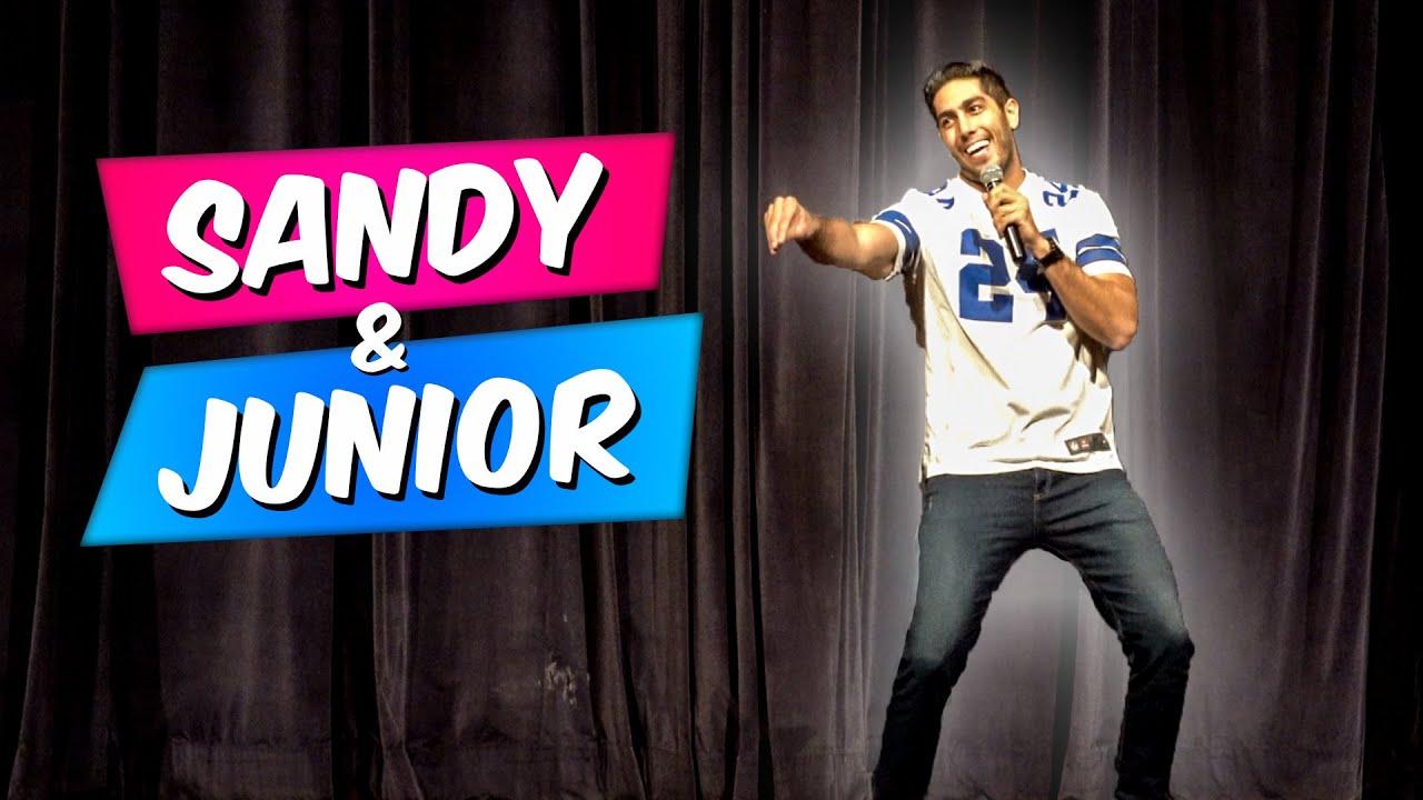 STAND UP: Sandy e Junior - JONATHAN NEMER