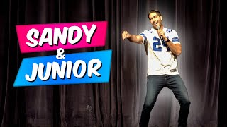 STAND UP: Sandy e Junior - JONATHAN NEMER