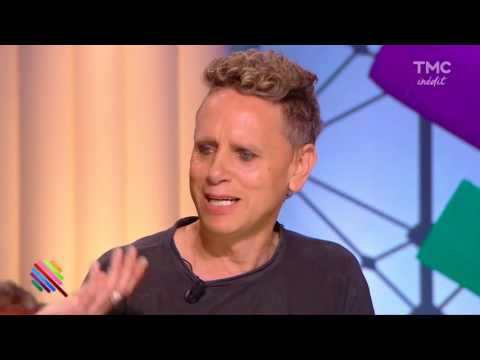 Depeche mode - Interview (Vers La Révolution, RTL, 2017)